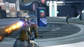 Star Wars: The Old Republic - Warzone