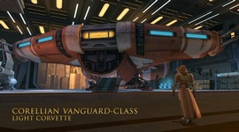 Star Wars: The Old Republic - E3 Player Ships 