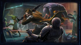 SW: The Old Republic -The Mandalorian Wars