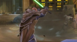 SW: The Old Republic - Jedi Consular 