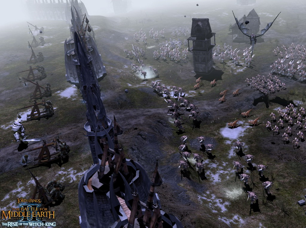 Screens Zimmer 5 angezeig: rise of the witch king cd key