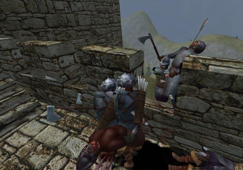 Скачать игру Mount & Blade Эпоха турниров / Mount & Blade Warband