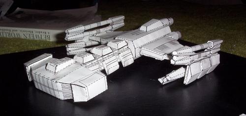 Papercraft alebo kultová rts z papiera | sector
