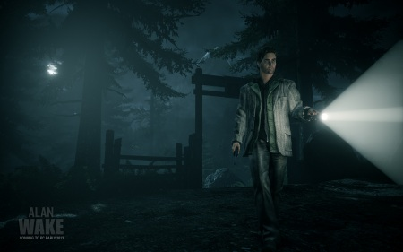 Alan Wake vyjde na PC!