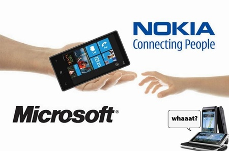 Nokia vstupuje do partnerstva s Microsoftom