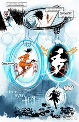 Portal 2 - Lab Rat, �as� prv�