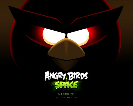 Angry Birds poletia do vesm�ru