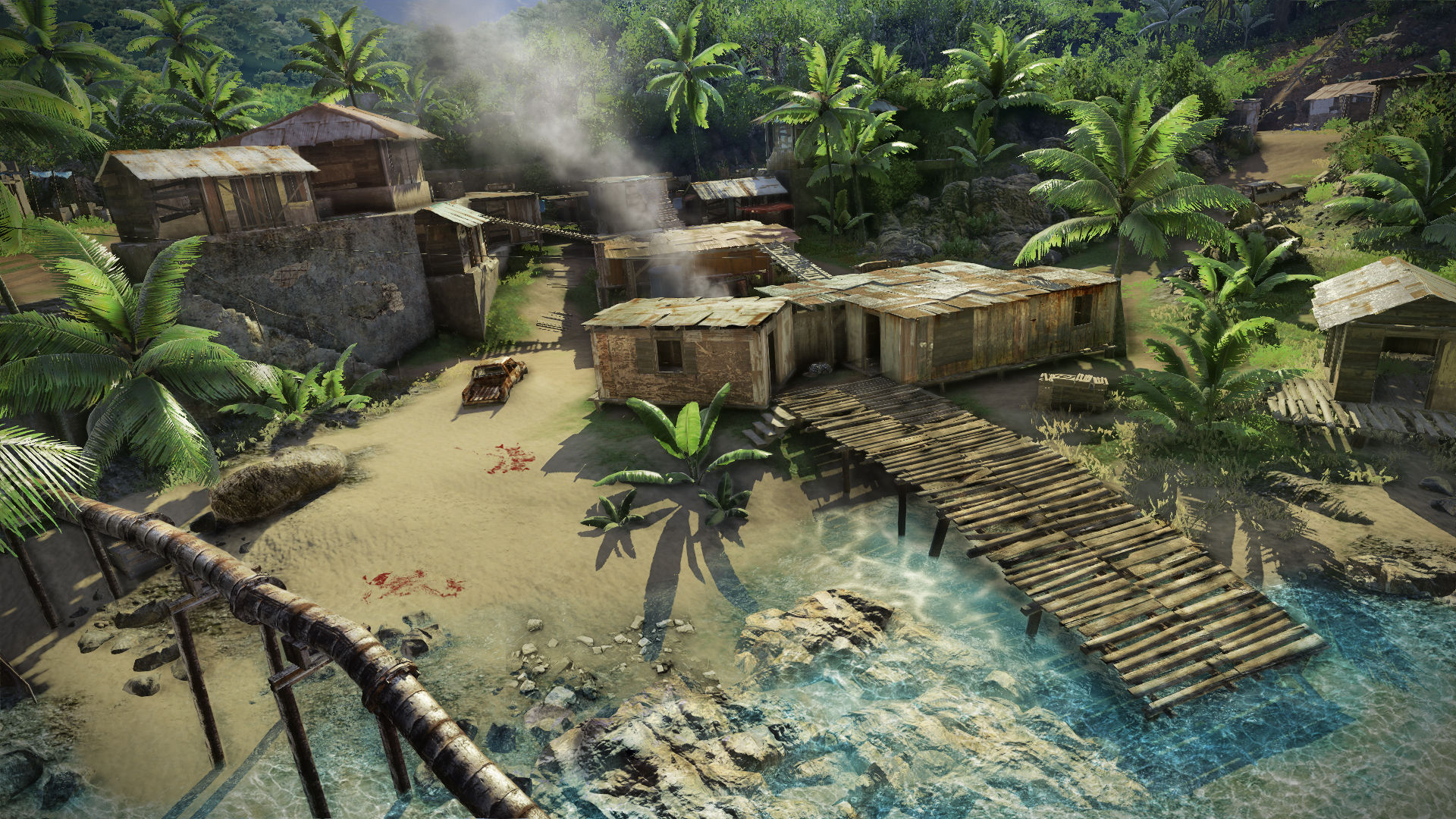 Multiplayer vo Far Cry 3   Sector
