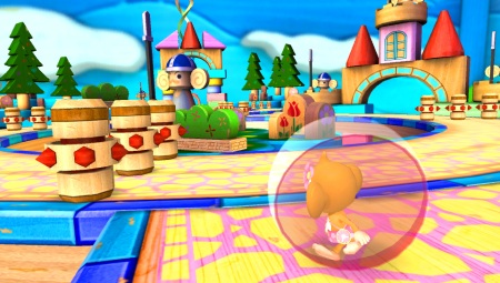 Super Monkey Ball Banana Splitz na jese�