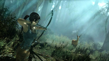 Tomb Raider potvrdzuje nov smer