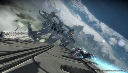 Oplatia sa DLC pre WipEout 2048?