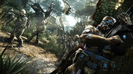 Crysis 3 Hunter mod predstaven�