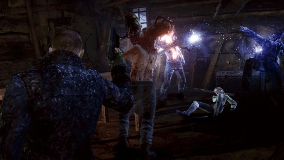 Capcom chce, aby ste dohrali Resident Evil 6