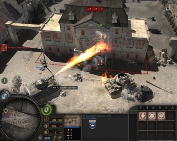Играем по сети в Company of Heroes 2 Forever. как в КоХе в игре пока.